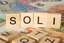 Solidaritätszuschlag soll weitgehend entfallen: Finanzielle Entlastung ab 2021