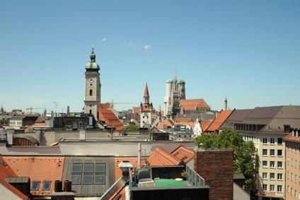 Immobilien in München - Immobilienmarktbericht 2015