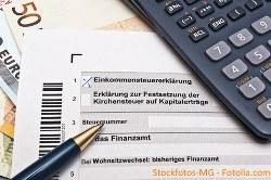 Steuernummer beantragen: So gehen Steuerpflichtige richtig vor