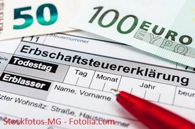 Herausforderung Erbschaftsteuer Was Kostet Eine