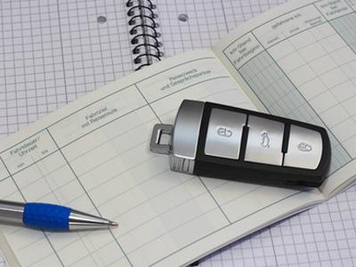 Fahrtenbuch - darf man Abkürzungen verwenden?